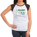 "Not ""Da Ho"" Women's Cap Sleeve T-Shirt"