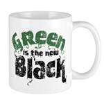 Green is the new Black Mug