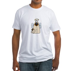 Holy Kitty Fitted T-Shirt