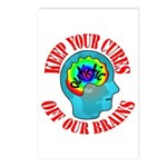 Keep Your Cures Postcards (Package of 8)