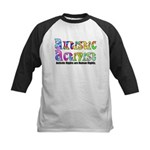 Autistic Activist v1 Kids Baseball Jersey