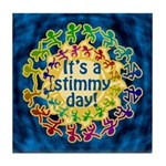 Stimmy Day Tile Coaster