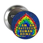 I Am Human 2.25&quot; Button (10 pack)