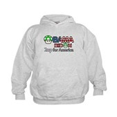 2up for America Kids Hoodie