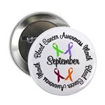 "Blood Cancer 2.25"" Button (10 pack)"
