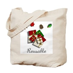 Reusable presents gift bag