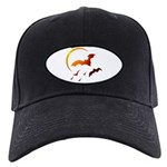 Flying Vampire Bats Black Cap