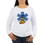Thanksgiving EMS Women's Long Sleeve T-Shirt