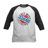 Vintage Key West 33040 Kids Baseball Jersey