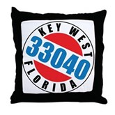 Key West 33040 Throw Pillow