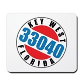 Key West 33040 Mousepad