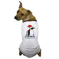 Birdorable Penguin Santa Dog T-Shirt