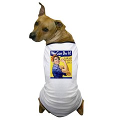 We Can Do It in 2012 Dog T-Shirt