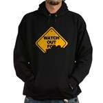 Watch Out! Hoodie (dark)