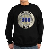 Lifelist Club - 300 Sweatshirt (dark)