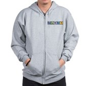 Elements of Truthiness Zip Hoodie