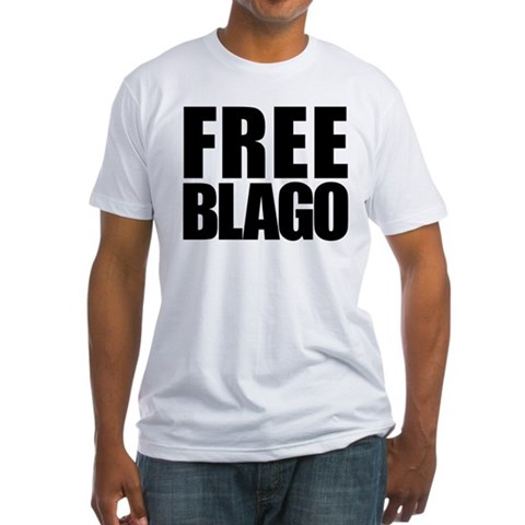 Free Blago Fitted T-Shirt