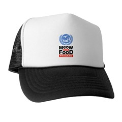 Meow For Food Program Trucker Hat