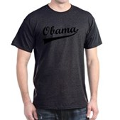 Obama Swish Dark T-Shirt