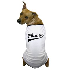 Obama Swish Dog T-Shirt