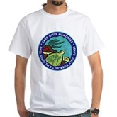 Take Only Memories (turtle) White T-Shirt