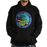 Take Only Memories (turtle) Hoodie (dark)