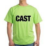 Cast Member T-Shirts Green T-Shirt