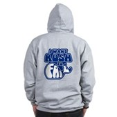 I Want Rush to Fail Zip Hoodie