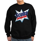 Scuba Take Me Away Sweatshirt (dark)