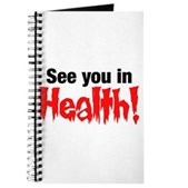See You In Health! Journal