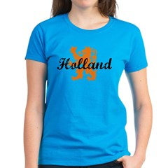 Holland Women's Dark T-Shirt