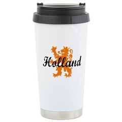 Holland Ceramic Travel Mug