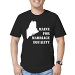 Maine Marriage Equality Men's Fitted T-Shirt