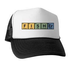 Fisher made of Elements Trucker Hat