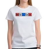 American made of Elements Women's T-Shirt