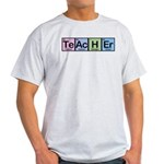 Teacher made of Elements Light T-Shirt