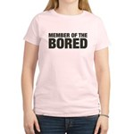 Member of the Bored Women's Light T-Shirt
