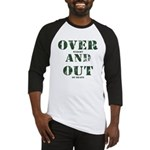 Over & Out Baseball Jersey