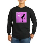 iFart Funny Spoof Long Sleeve Dark T-Shirt