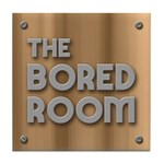 The Bored Room Tile Coaster