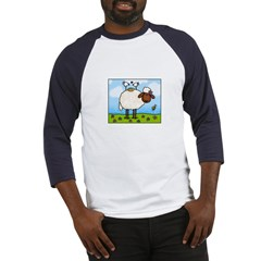Spring Sheep Baseball Jersey