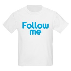 Follow Me Kids Light T-Shirt