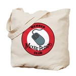 Mouse Potato Club Tote Bag