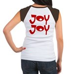 Happy Happy Joy Joy Women's Cap Sleeve T-Shirt