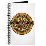 Astrological Sign Journal