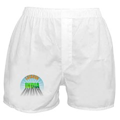 Lucknow India Boxer Shorts