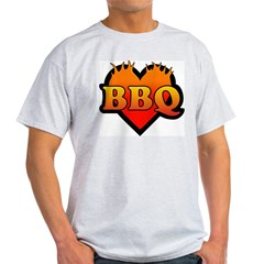 BBQ Love Light T-Shirt