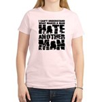 What Makes a Man Hate Another Man? Women's Light T-Shirt