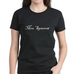 Mrs. Sparrow Women's Dark T-Shirt