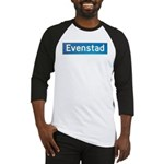 Evenstad Norway Baseball Jersey